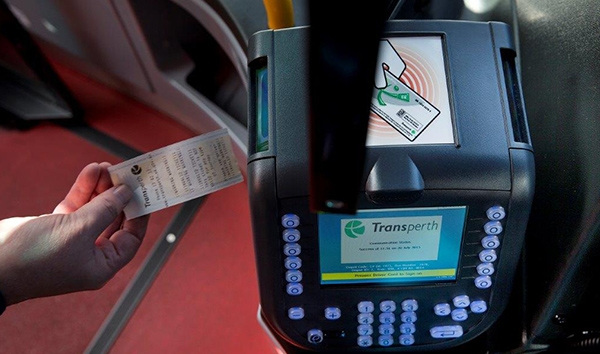 Integrated Smartcard Ticketing System (SmartRider)